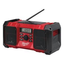 Aparat de radio compatibil cu acumulator Milwaukee M18 JSR-0