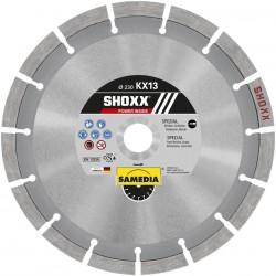 Disc diamantat KX13 350x30-25.4 mm pentru materiale de constructii