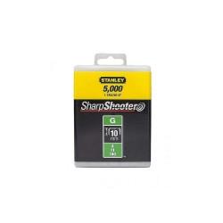 Pachet 5000 capse tapiterie Stanely TIP G 10 mm