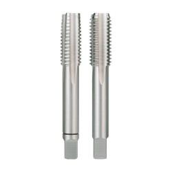 Set 2 tarozi pentru filetare manuala Ruko MF 40 DIN 2181 HSS, prin detalonare