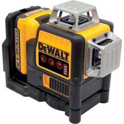 Nivela laser cu 3 linii Dewalt  DCE089D1R