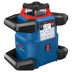 Nivela laser rotativa Bosch cu acumulator GRL 600 CHV + LR 60 + GR 240 + BT 170 HD