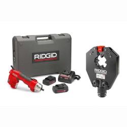 Dispozitiv Ridgid electrohidraulic pentru sertizare fara bacuri RE-60