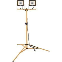 Proiector cu LED si trepied Brennenstuhl JARO 6000T 2x...