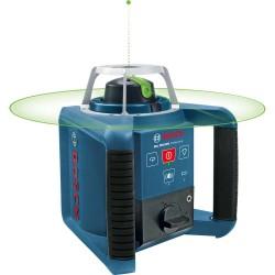Nivela laser rotativa Bosch, raza verde, GRL 300 HVG