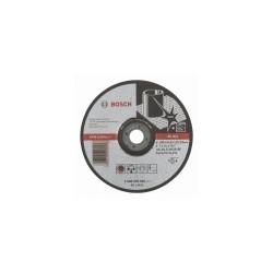 Disc abraziv, Bosch, 180x6 mm slefuire metal