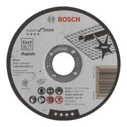 Disc de taiere inox Bosch 115x1 mm