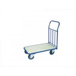 Carucior pentru transport cu platforma