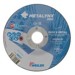 Disc abraziv 125x6.5 mm polizare inox Metalynx Pro