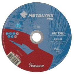 Disc abraziv 180x1.6 mm debitare metal Metalynx Pro