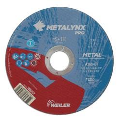 Disc abraziv 125x1.6 mm debitare metal Metalynx Pro