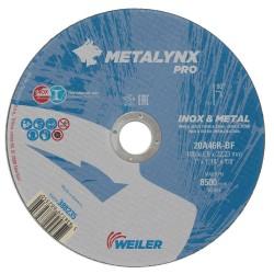 Disc abraziv 180x1.6 mm debitare inox Metalynx Pro