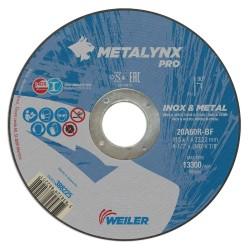 Disc abraziv 115x1.0 mm debitare inox Metalynx Pro