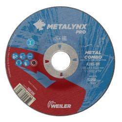 Disc abraziv 125x4.0 mm polizare metal Metalynx Pro