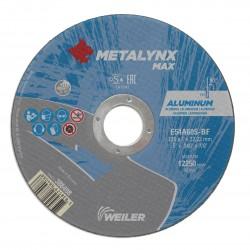 Disc abraziv 125x1.0 mm debitare aluminiu Metalynx Max