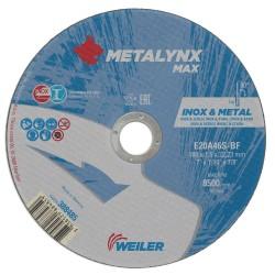 Disc abraziv 180x1.6 mm debitare inox Metalynx Max