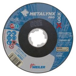 Disc abraziv 115x1.6 mm debitare metal X-LOCK Metalynx Pro