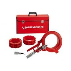 Dispozitiv de taiat Rothenberger ROCUT 160 din plastic