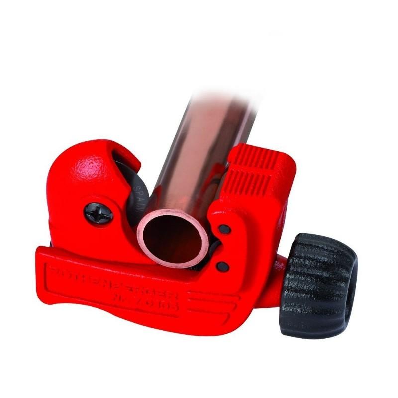 Taietor pentru tevi din cupru Minimax 3 - 28 mm Rothenberger