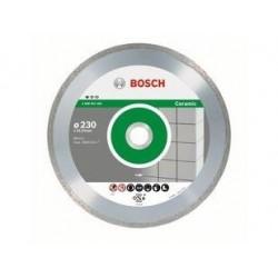 Disc diamantat 125x22.23 mm Bosch pentru ceramica