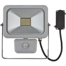 Proiector subtire cu LED Brennenstuhl L DN 5630 FL PIR IP54 1172900301