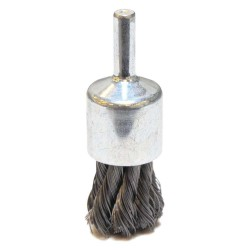 Perie de sarma pensula 20x0,35x25,4mm, metal, Weiler W386105