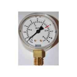 Ceas manometru Ar/CO2 30 l/min, GCE