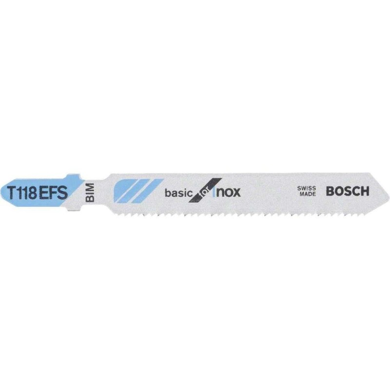 Panza pentru fierastrau vertical Bosch T 118 EFS